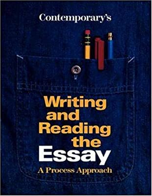 Writing And Reading The Essay A Process Approach