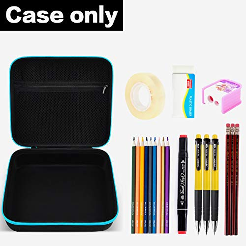 Big Capacity Pencil Case Pen Holder Pouch Marker Desk Organizer Bag,Office College School Large Storage Hold Up to 300+ Colored Pencil