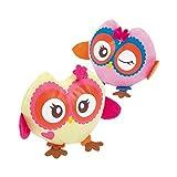 Fun Express Plush Party Owl Set (1 Dozen)