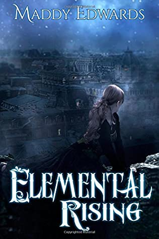 book cover of Elemental Rising