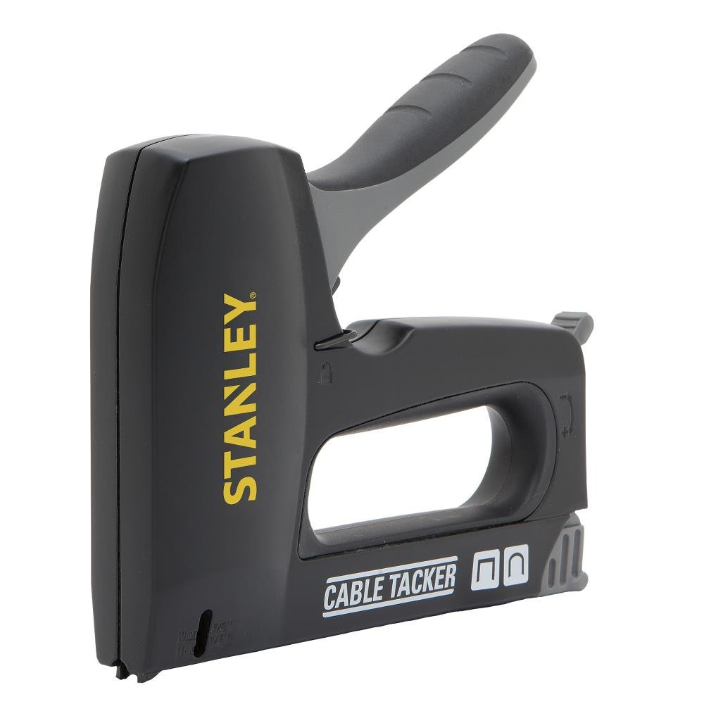 Stanley CT10X Heavy Duty Staple Gun/Cable Tacker by Stanley