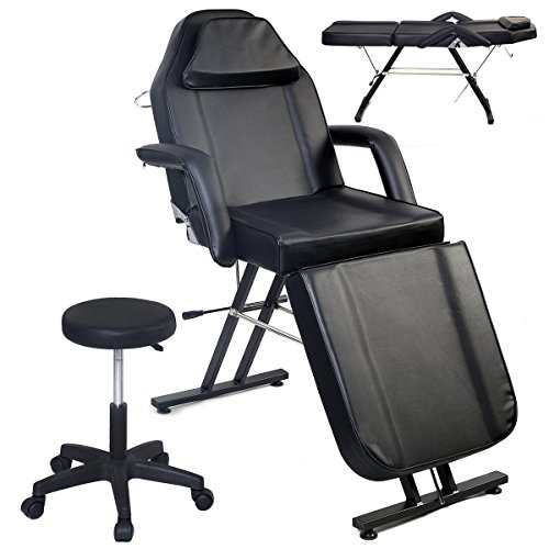 Adjustable Spa Facial Massage Bed Chair by Tamsun