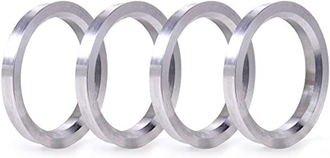4 Hub Centric Rings 106mm to 78.1mmHubcentric Ring