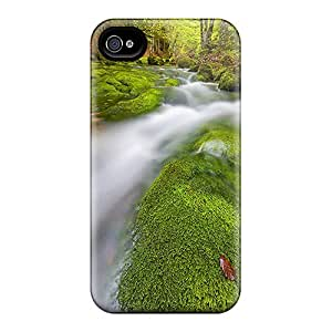 Awesome WnVzGLh5610YblZZ Louisopson Defender Tpu Hard Case Cover For Iphone 4/4s- Smooth Flow