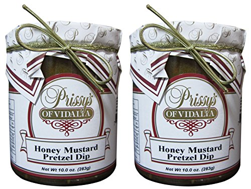 Honey Mustard Pretzel Dip, 10 Oz (Pack of 2) LOW FAT