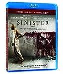 Sinister [Blu-ray + Digital Copy]