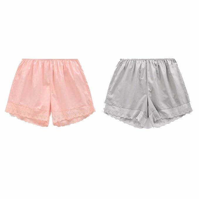 71fffb6fcf1f GUHI 2 Pares de Pantalones de Algodón de Seguridad Anti - luz ...