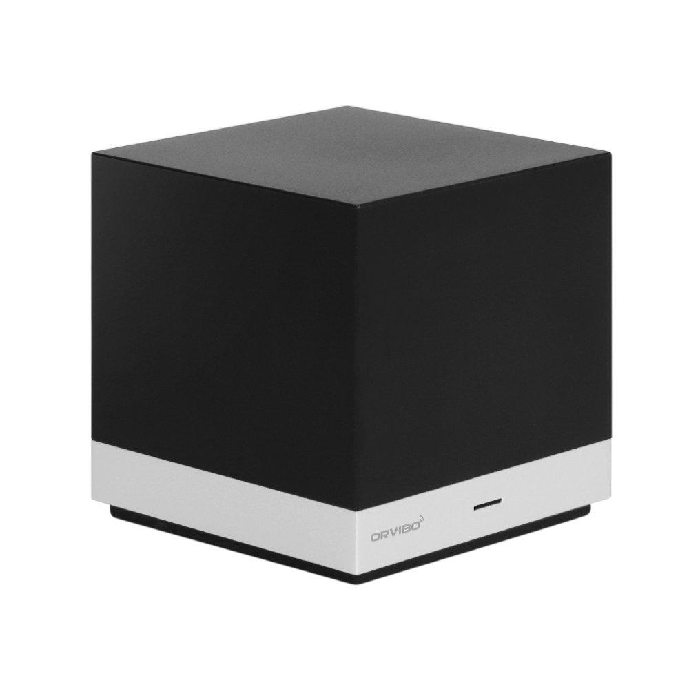 ORVIBO ИК пульт дистанционного управления совместимый с Alexa, волшебный куб беспроводной контроллер беспроводной беспроводной беспроводной дом Wi-Fi пульт дистанционного управления для Android iOS телефона