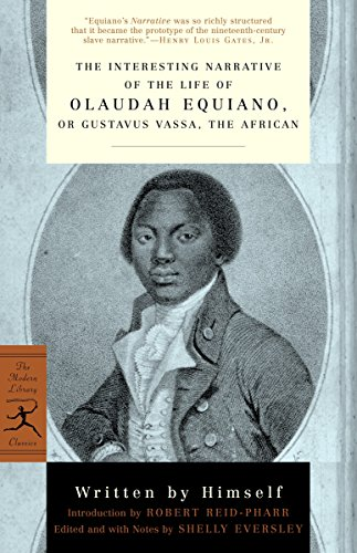 Search : The Interesting Narrative of the Life of Olaudah Equiano: or, Gustavus Vassa, the African (Modern Library Classics)