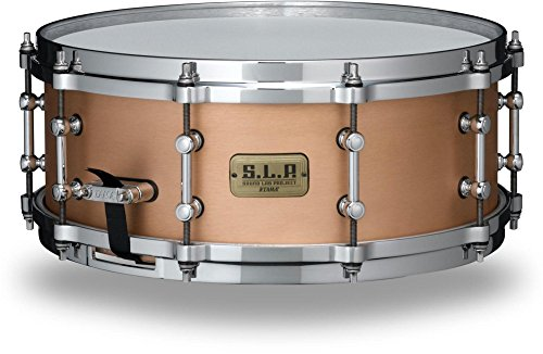 Tama S.L.P. Dynamic Bronze Snare drum 14 x 5.5 in. by Tama