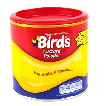 Bird's Custard Powder, 10 6 Ounce Canisters