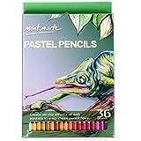Mont Marte 36 Pastel Pencils