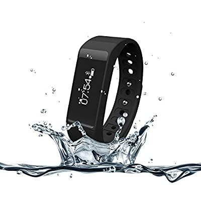 007plus T5 Plus Fitness Tracker Health Sleep Monitor Pedometer Activity Tracker Wristband
