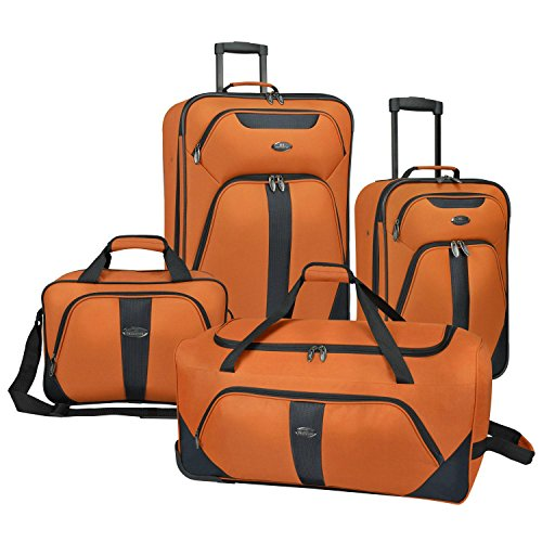 us-traveler-oakton-4-piece-luggage-setburnt-orangeus
