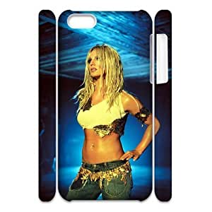 C-EUR Diy 3D Case Britney Spears for iPhone 5C