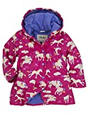 Hatley Girl's Unicorns & Rainbows Raincoat