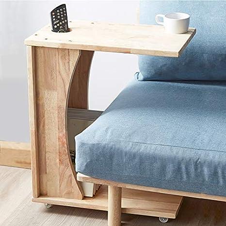 Amazon Com U Shape C Shape Wood Table Overbed Table Coffee