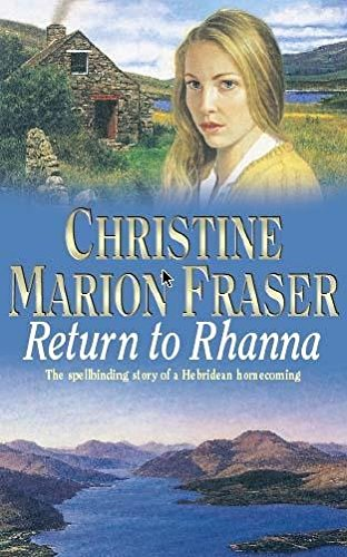 book cover of Return to Rhanna