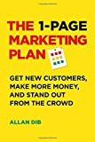 img - for The 1-Page Marketing Plan: Get New Customers, Make More Money, And Stand out From The Crowd book / textbook / text book