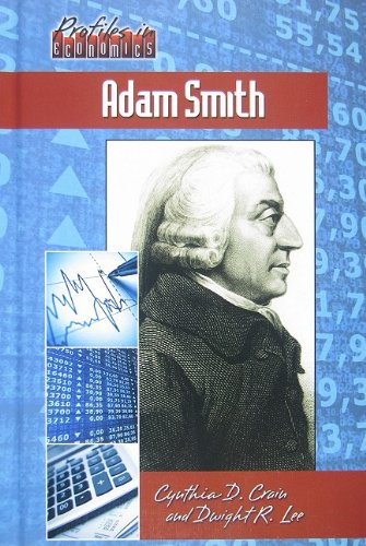 Adam Smith (Profiles in Economics) by Brand: Morgan Reynolds Pub