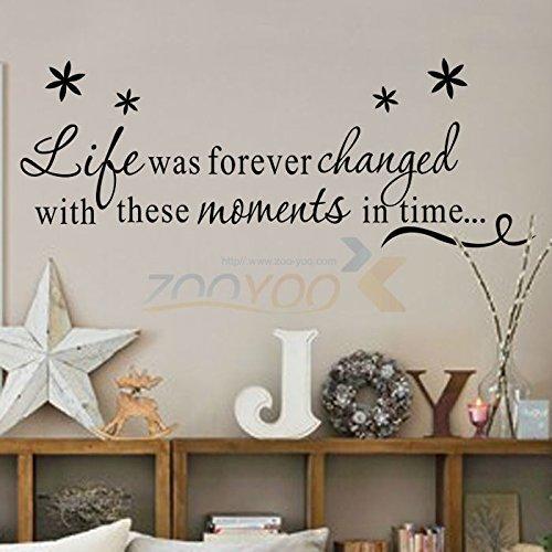 FairyTeller Live Laugh Love Family Creative Wall Decal Decorative Diy Adesivo De Parede Removable Vinyl Wall Sticker