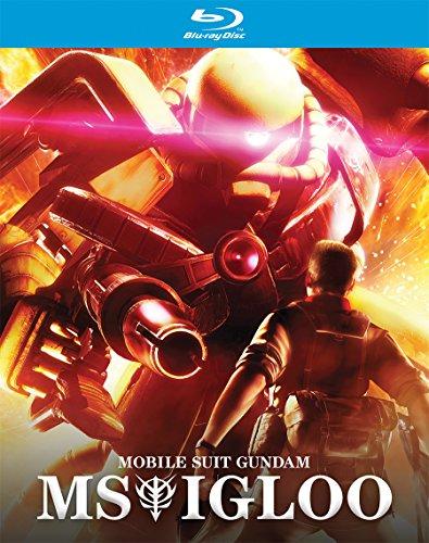 Mobile Suit Gundam: MS Igloo Blu-ray - Mobile Angel Collection
