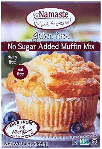 (Namaste Foods Sugar Free Muffin Mix - 14 oz)