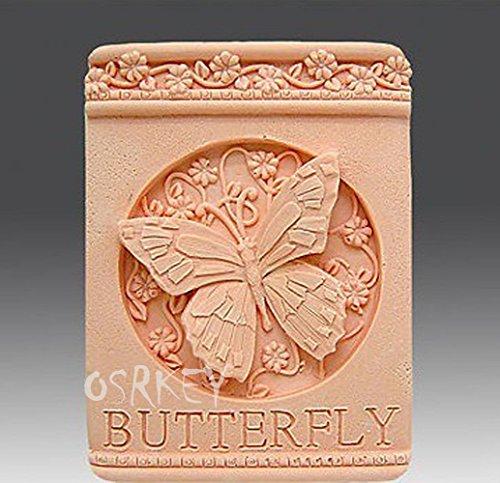 Longzang Beautiful Butterfly Silicone Handmade