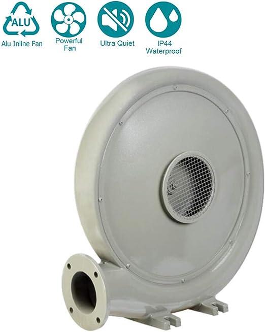 22m³/min Ventilador Industrial 1100W Ventilación Extractor ...
