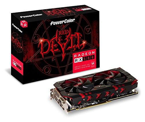 PowerColor VGA - AXRX 580 8GBD5-3DH/OC by PowerColor