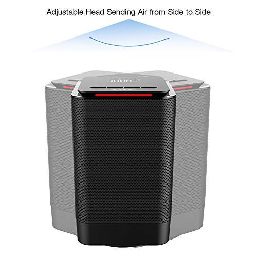 Portable-Space-Heater-DOUHE-Electric-Ceramic-Heater-950W450W-Oscillating-Fan-Heater-with-Overheat-and-Tip-over-Protection-For-Home-and-Office-Use