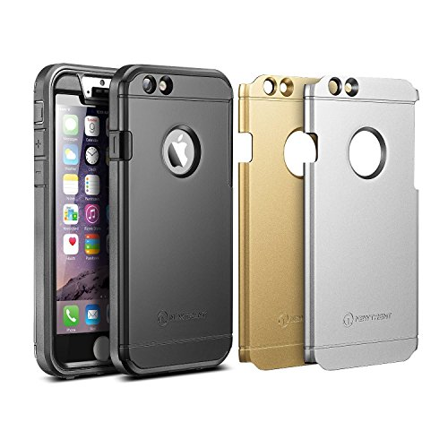 iPhone 6s Case, New Trent Trentium 6S Rugged Protective Durable iPhone 6 Case for Apple iPhone 6s iPhone 6 4.7