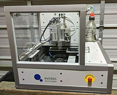 (labtechsales Evotec Technologies Mona Nanoliter Piezo Pipette Liquid Handler Pipetting Device)