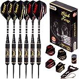 IgnatGames Steel Tip Darts Set - Professional Darts