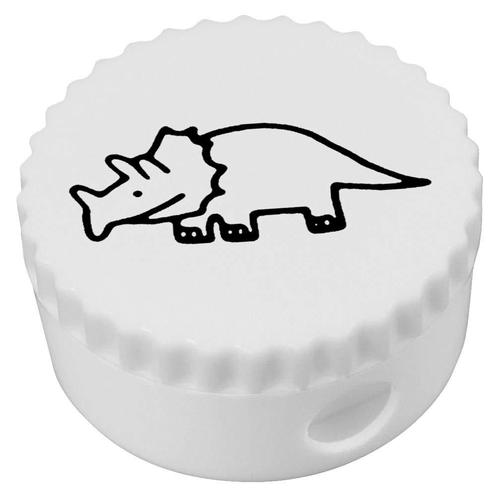 PS00014499 Azeeda Dinosaure Triceratops Taille-Crayon Compact