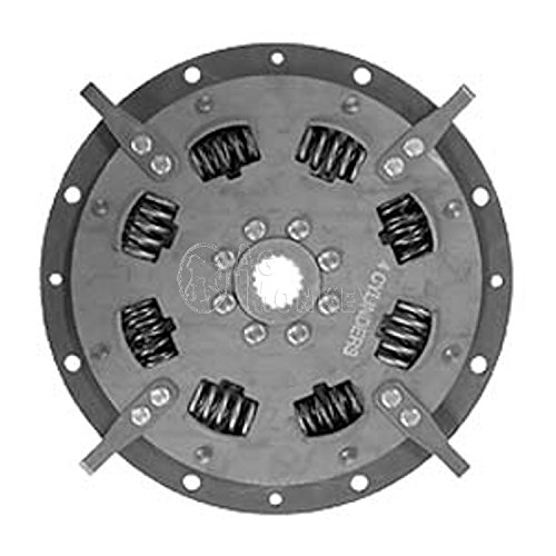 - Ford-New Holland Ts110A Torsional Damper 370 0062 10