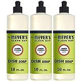 Mrs. Meyer´s Clean Day Dish Soap, Lemon Verbena, 16 fl oz,  (6 count)