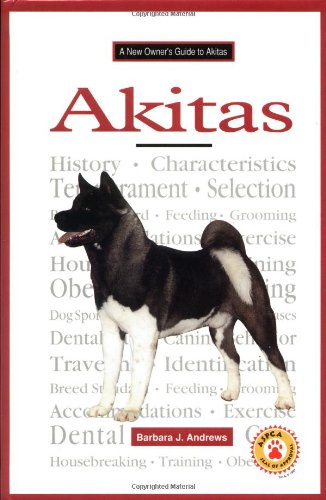 A New Owner's Guide to Akitas (JG Dog)