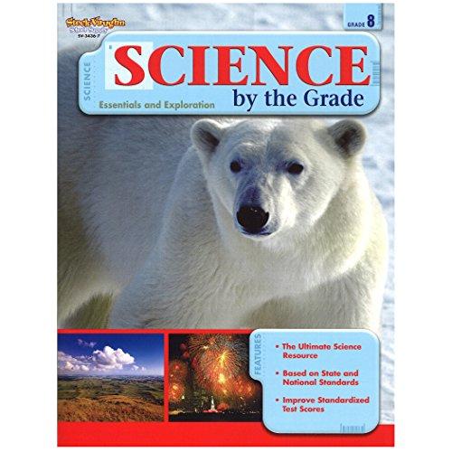 Science by the Grade: Reproducible Grade 8 (Houghton Mifflin Harcourt Answer Key Grade 8)