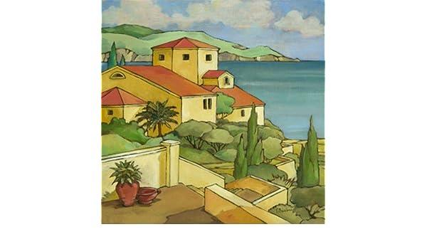 Torrino I Paul Brent Art Print 12x12