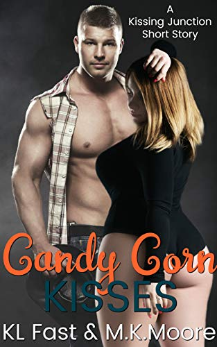 Candy Corn Kisses: A Halloween Short Story (Kissing Junction, TX Book -