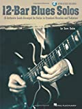 12-Bar Blues Solos (Book/Online Audio)