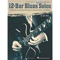 12-BAR BLUES SOLOS GUITARE +CD