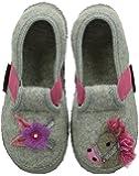 Giesswein Trabitz - Zapatillas de estar por casa de lana para niña