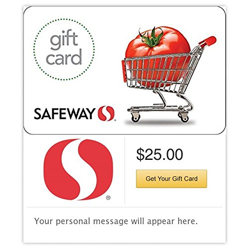Electronic Gift Card (Safeway - E-mail Delivery)