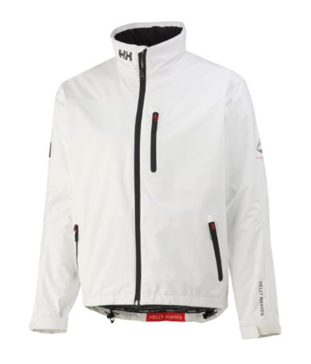Helly Hansen Mens Crew Midlayer Waterproof Breathable Sailing Jacket