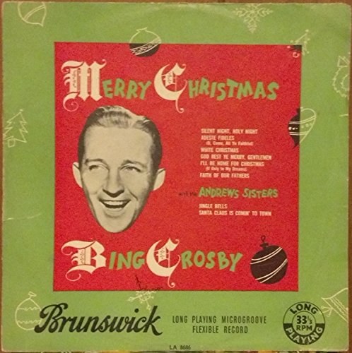 Merry Christmas - Bing Crosby With Andrews Sisters, The 10