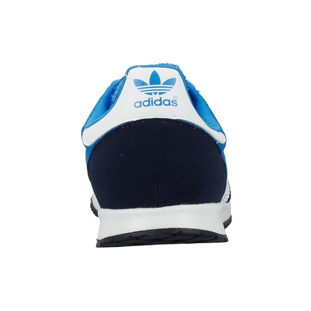 Adidas - Adistar Racer J - M17108 - Color  Blue-Navy Blue - Size  5.5   Amazon.ca  Shoes   Handbags c98efbcf3