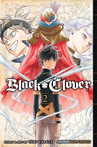 Black Clover, Vol. 2 [Yuki Tabata] (Tapa Blanda)