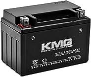 KMG YTZ14S Sealed Maintenance Free Battery High Performance 12V SMF OEM Replacement Powersport Motorcycle ATV